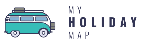 My Holiday Map